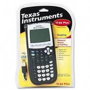 Texas Instrument TI-84 Plus Financial Calculator