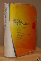 Microsoft Office Professional 2007 Genuine