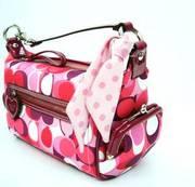 Pink Coach Purse(Authentic)