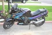 1993 Kawasaki Ninja 250