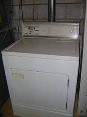 Kenmore Super Heavy Duty Washer & Gas Dryer