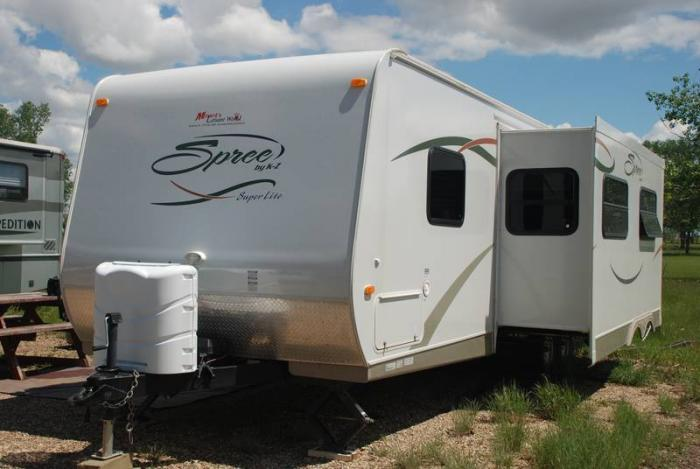 2008 KZ Spree - 32 Ft Bunkhouse - Hamilton - Trailers for sale, RVs