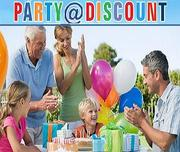 PartyAtDiscount One-Stop Party Supplies Store