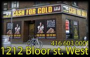 Cash for gold St. Catherines – An Easy Way to Get Cash