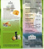 Mercedes Veloso,  Registered Massage Therapist & Reflexologist