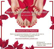 Christmas Specials at Karen's Esthetics