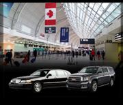 Airport Limousine Services in Milton,  Oakville & Mississauga