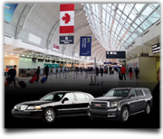 Best Milton,  Oakville & Mississauga Airport Limousine Services