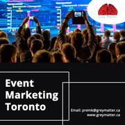 Event Marketing Toronto